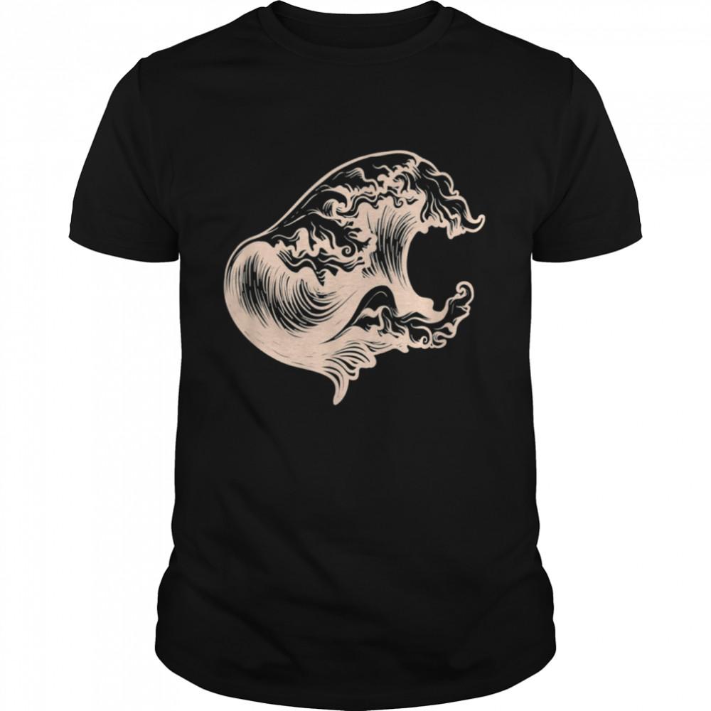 Wavey Shirt