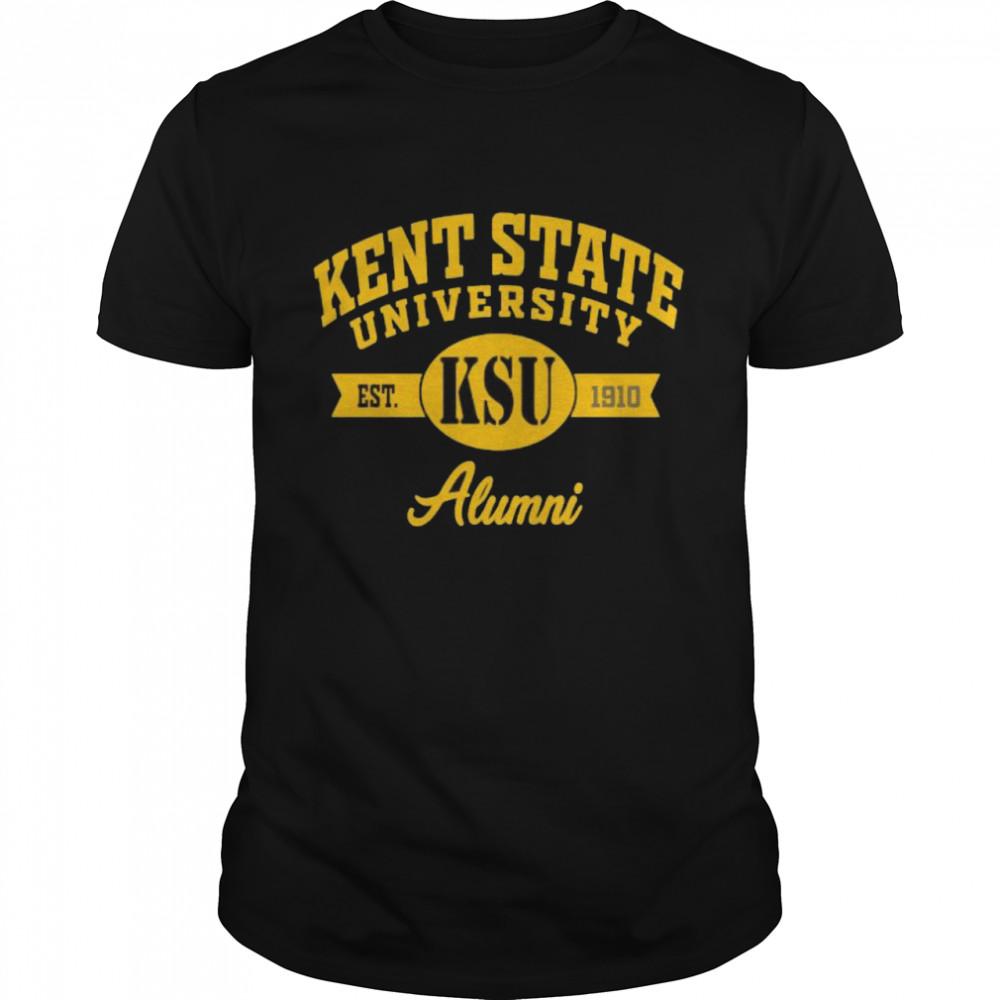 Kent State University Alumni 1910 Shirt