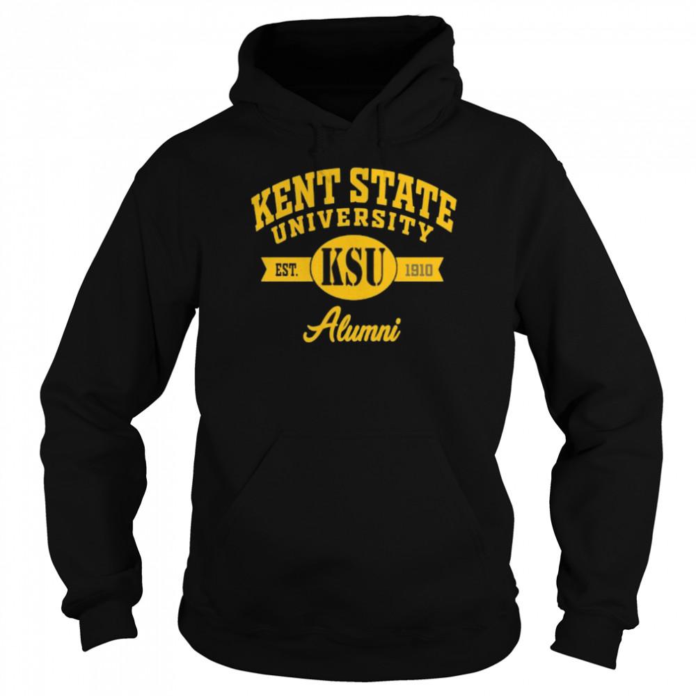Kent State University Alumni 1910  Unisex Hoodie