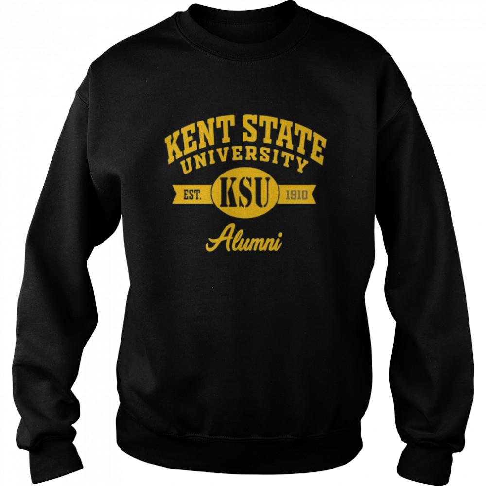Kent State University Alumni 1910  Unisex Sweatshirt