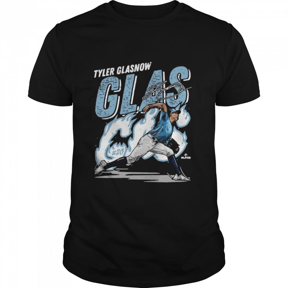 Tyler Glasnow Glas Signature shirt