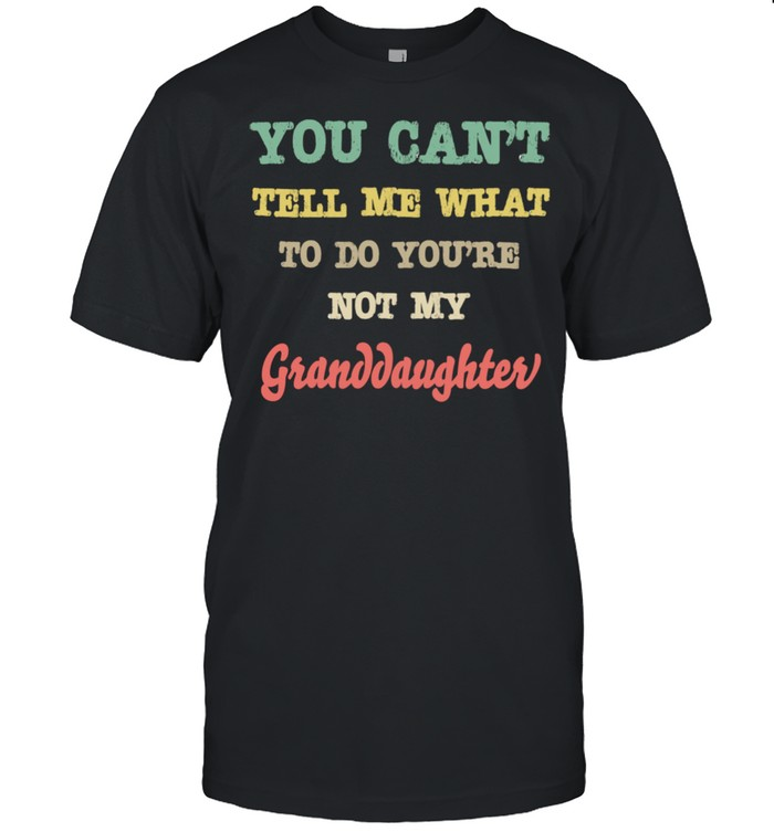 Grandparents From You're Not My Granddaughter  Classic Men's T-shirt