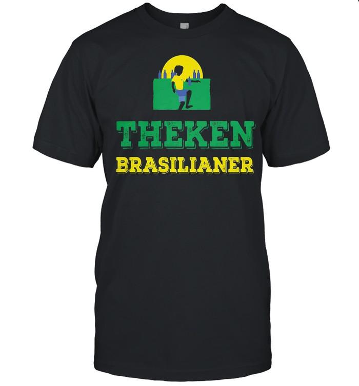 Thekenbrasilianer Brazil Shirt