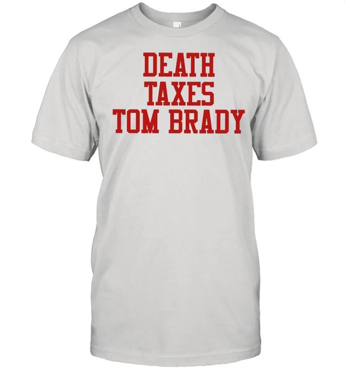Death Taxes Tom Brady shirt Classic Men's T-shirt