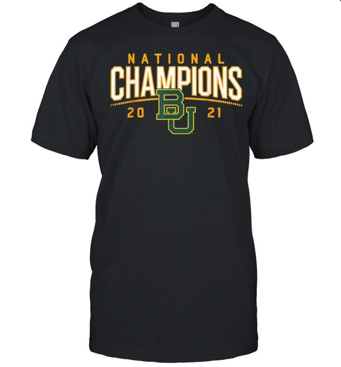 Baylor National Champions 2021  Classic Men's T-shirt