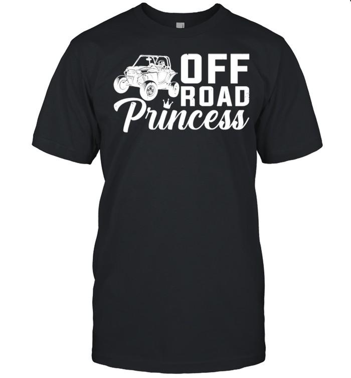 Jeep off road princess shirt
