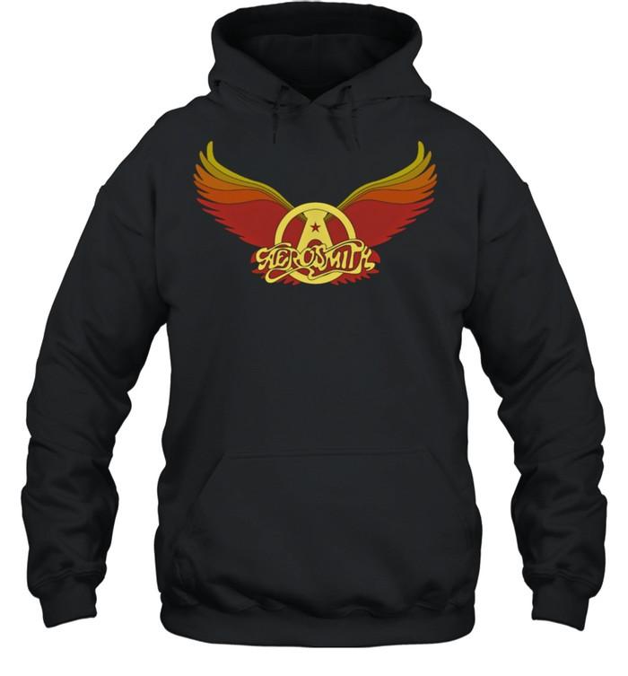 Aerosmith Vintage Wings shirt Unisex Hoodie