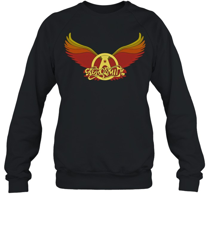 Aerosmith Vintage Wings shirt Unisex Sweatshirt