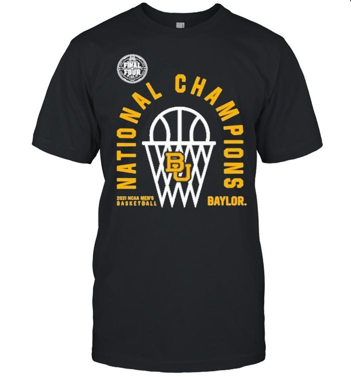 Baylor bears 2021 national champions shirt Classic Men's T-shirt