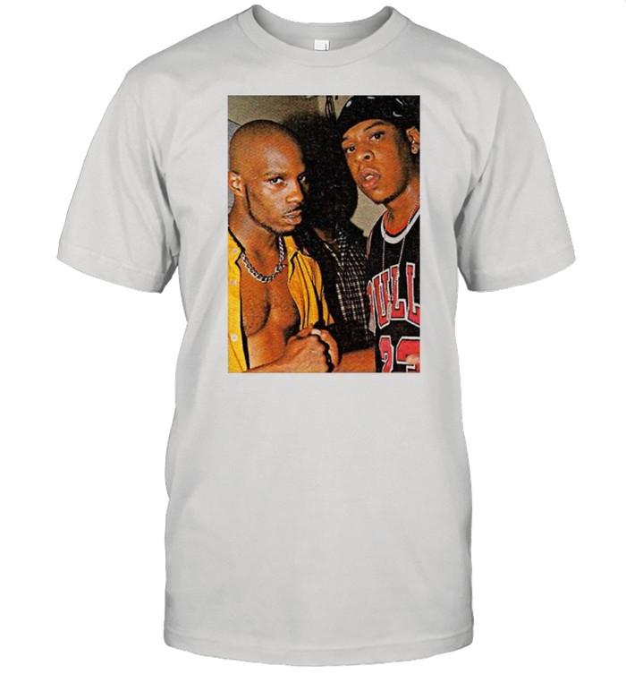 DMX and Jigga Hip Hop  Classic Men's T-shirt