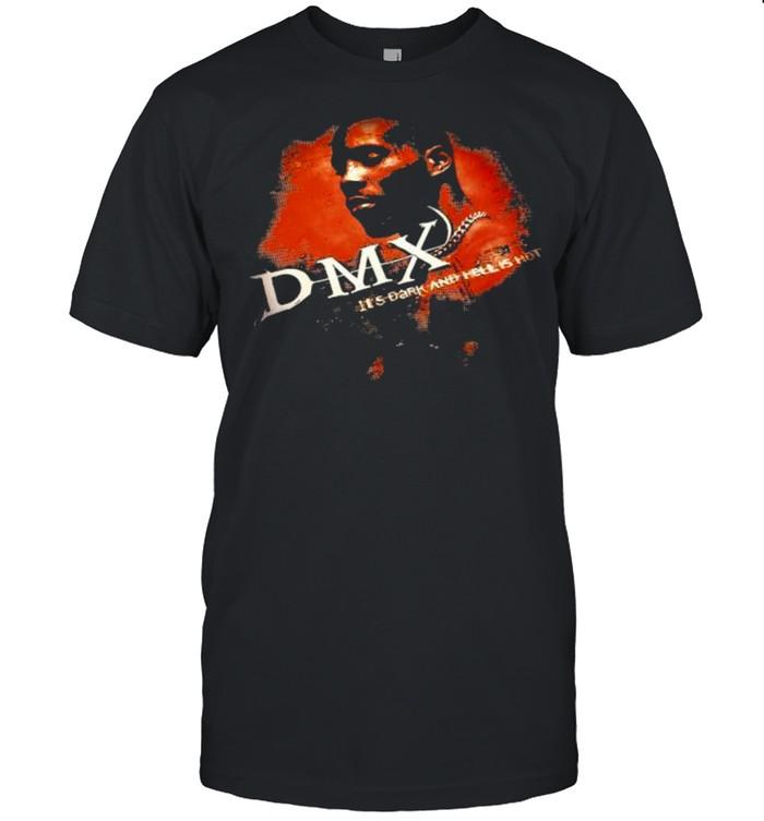 Dmx It's Dark And Hell Is Hot Rap  Classic Men's T-shirt