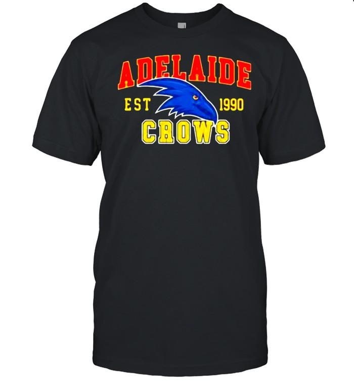 Adelaide Crows Est 1990  Classic Men's T-shirt