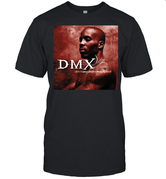 DMX red earl simmons It's Dark And Hell Is Hot  Classic Men's T-shirt