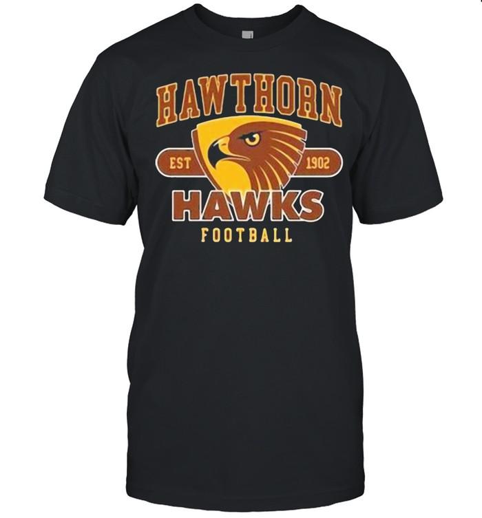 Hawthorn Hawks Football 1902 Eagles  Classic Men's T-shirt