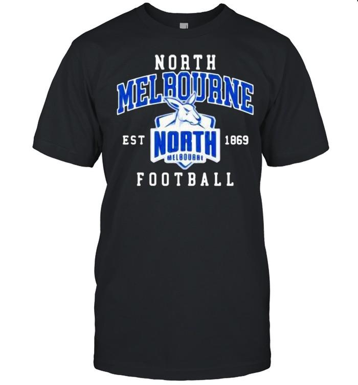 North Melbourne Football Est 1869  Classic Men's T-shirt