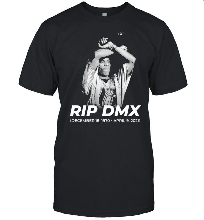 Rip Dmx December 18 1970  Classic Men's T-shirt