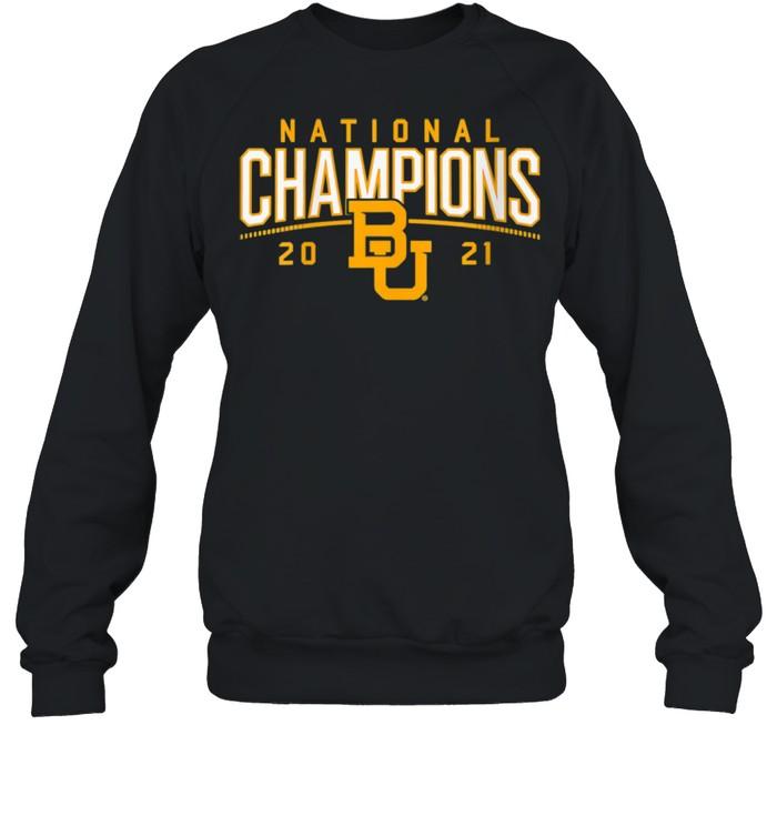 Womens BaylorNationalChampionship shirt Unisex Sweatshirt