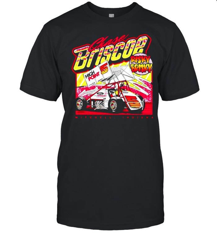 Risky Brisky Throwback chase briscoe shirt Classic Men's T-shirt