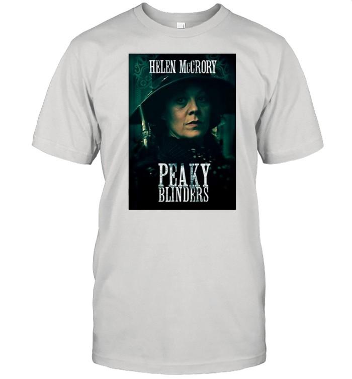 Helena Mccrory Peaky Blinders Rip  Classic Men's T-shirt