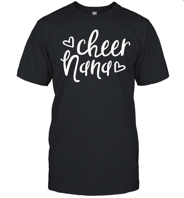 Cheer Nana Grandma Mother's Day shirt Classic Men's T-shirt