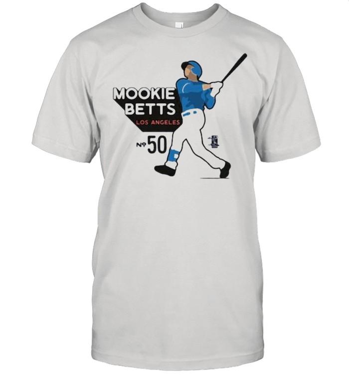 Mookie Betts Los Angeles  Classic Men's T-shirt