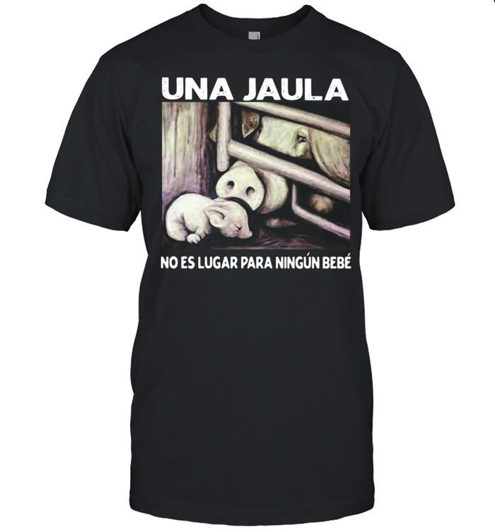 Una Jaula no es lugar para ningun bebe shirt Classic Men's T-shirt