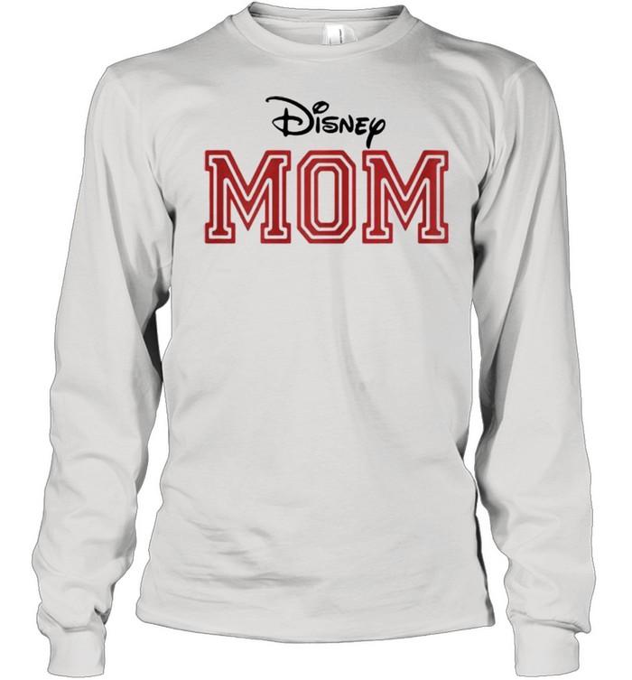 Disney Mom Long Sleeved T-shirt
