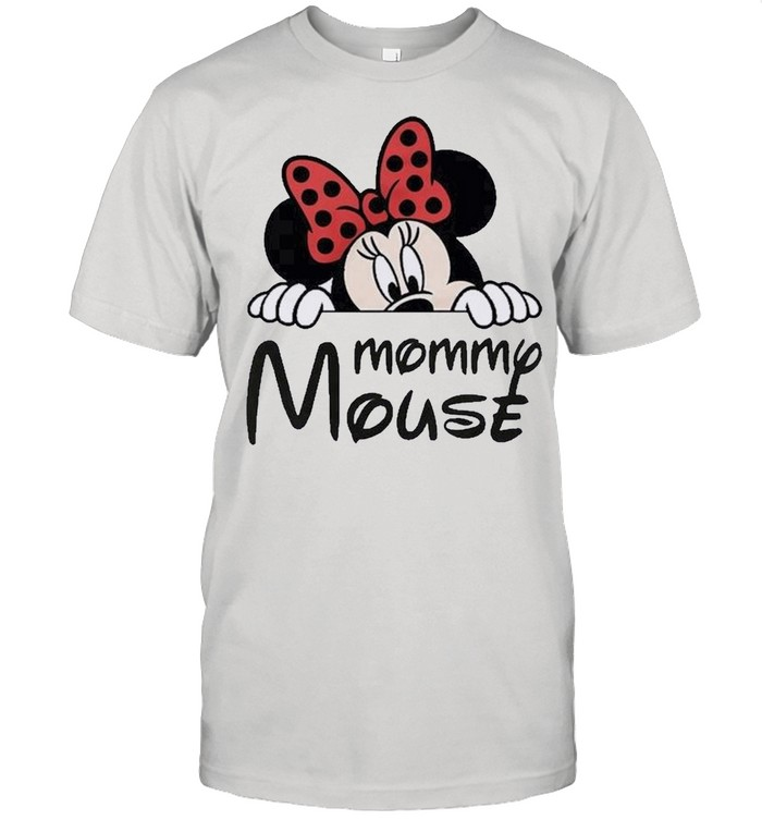 Mommy Mouse shirt Classic Men's T-shirt