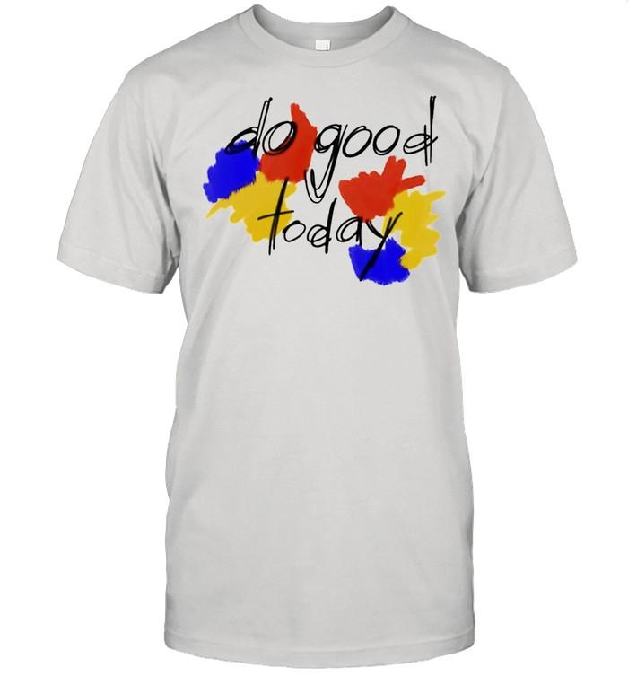 Jerm Bot Do Good Today shirt Classic Men's T-shirt