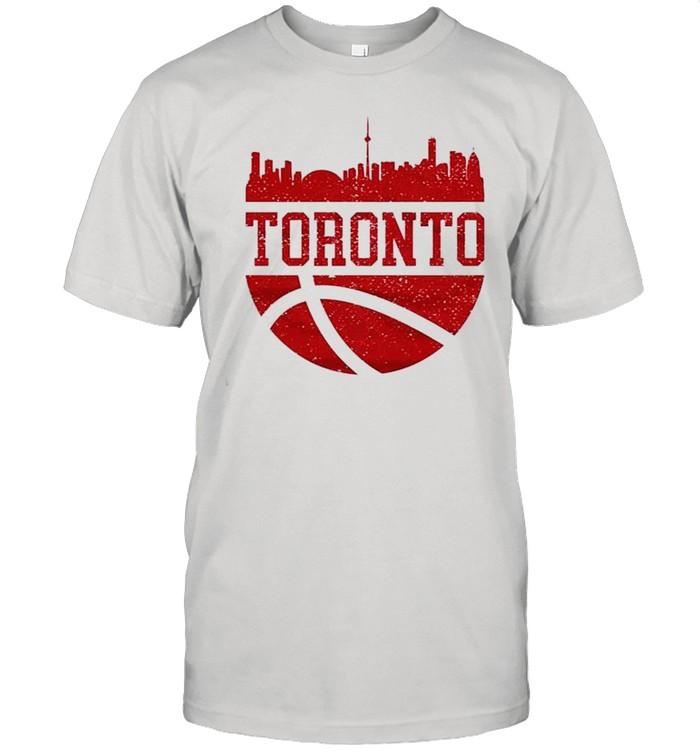 Toronto Canada City Ball Toronto Lifestyle shirt Classic Men's T-shirt
