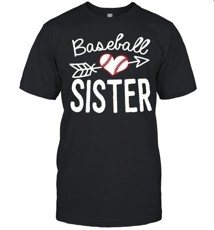 Baseball sister shirt Classic Men's T-shirt