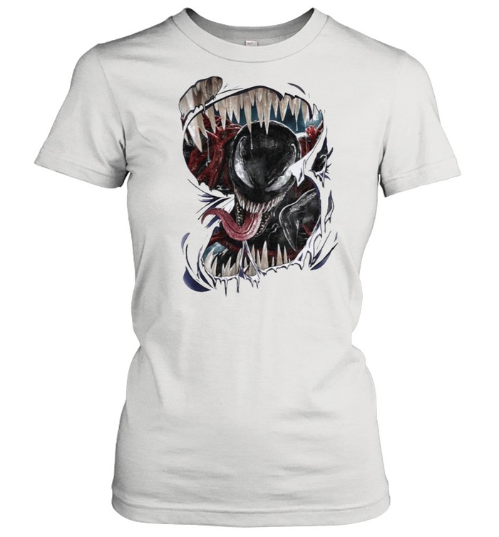 Let there be carnage venom carnage 2021 shirt Classic Women's T-shirt