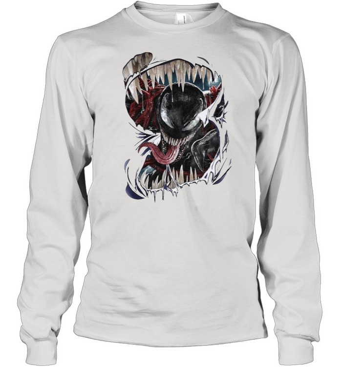 Let there be carnage venom carnage 2021 shirt Long Sleeved T-shirt