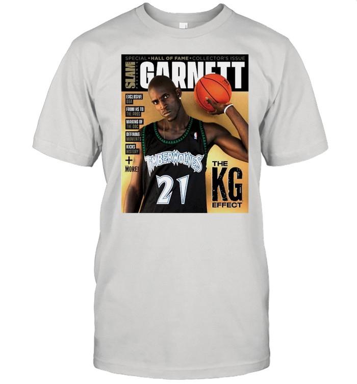 Gold metal slam presents garnett posters shirt Classic Men's T-shirt
