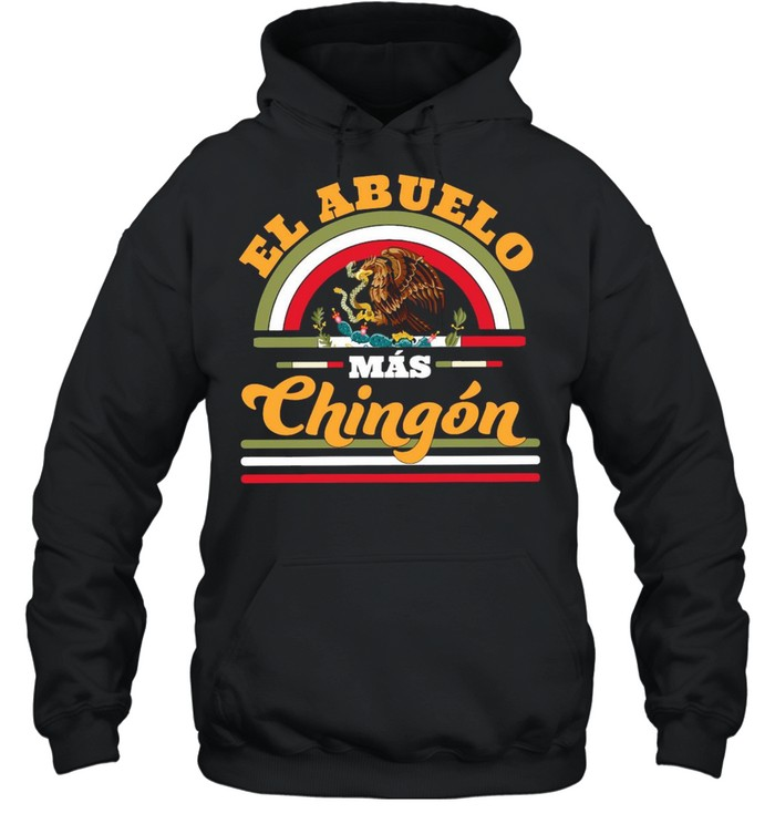 El Abuelo Mas Chingon Premium  Unisex Hoodie