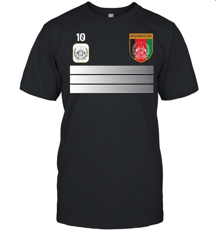 Afghanistan Fußballtrikot 2021 Afghan Fußball  Classic Men's T-shirt