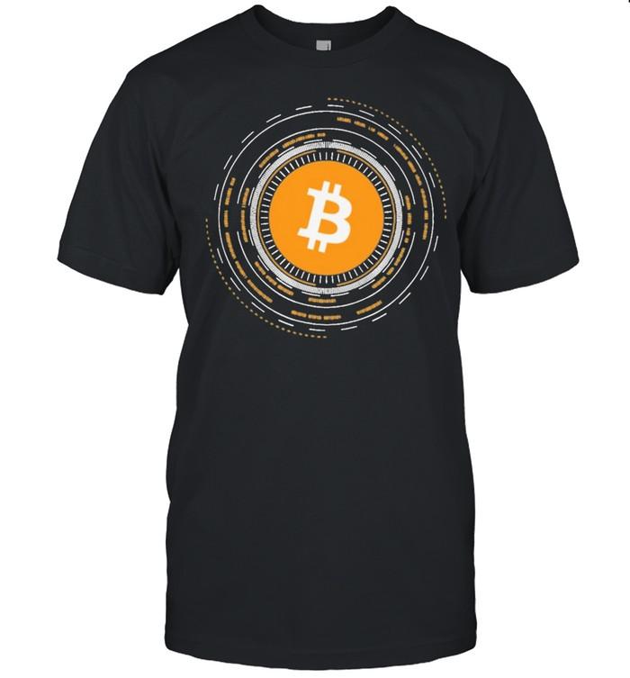 Bitcoin cryptocurrency 2021 shirt Classic Men's T-shirt