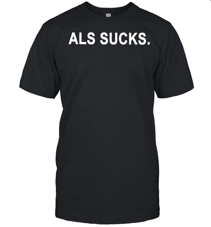 Als Sucks shirt Classic Men's T-shirt