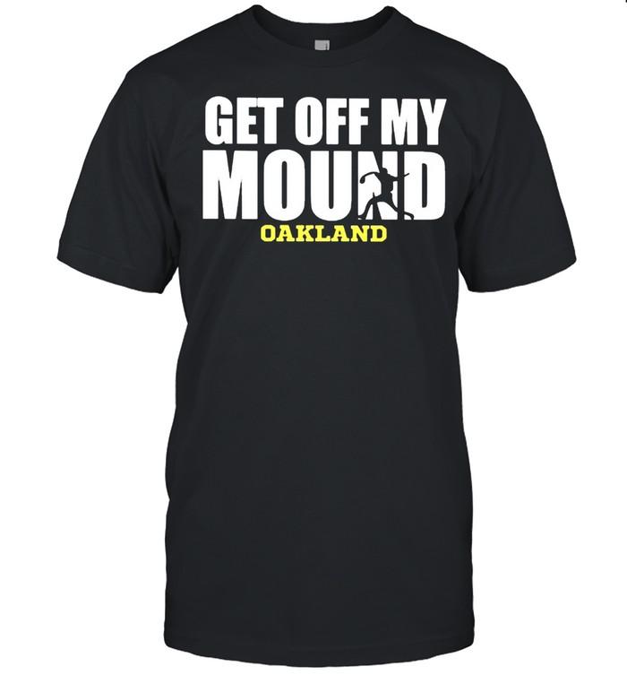 Get off my mound shirt Classic Men's T-shirt