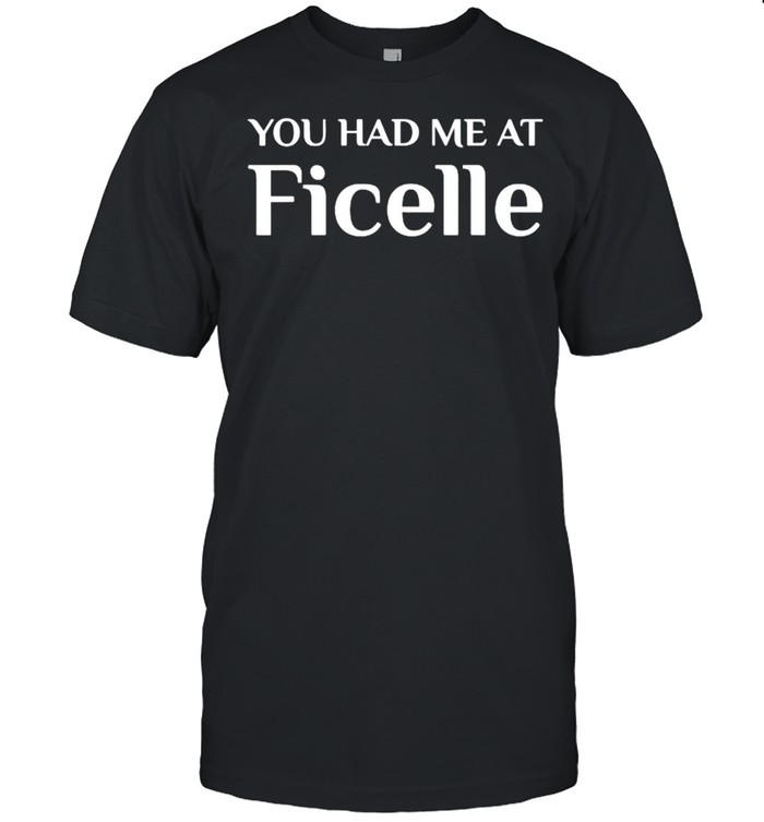 You Had Me At Ficelle French Food T- Classic Men's T-shirt