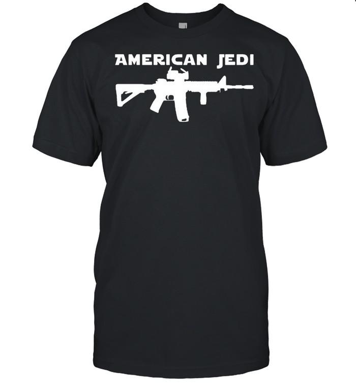 AR 15 American Jedi shirt Classic Men's T-shirt