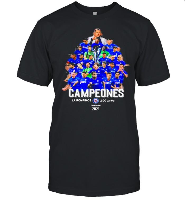 Campeones la rompimos 2021 shirt Classic Men's T-shirt