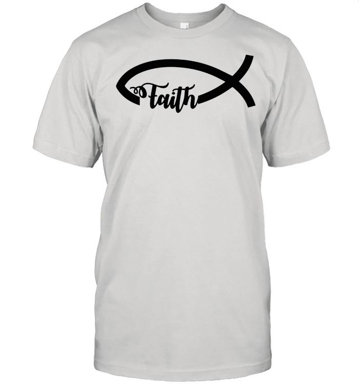 Faith Christian shirt Classic Men's T-shirt