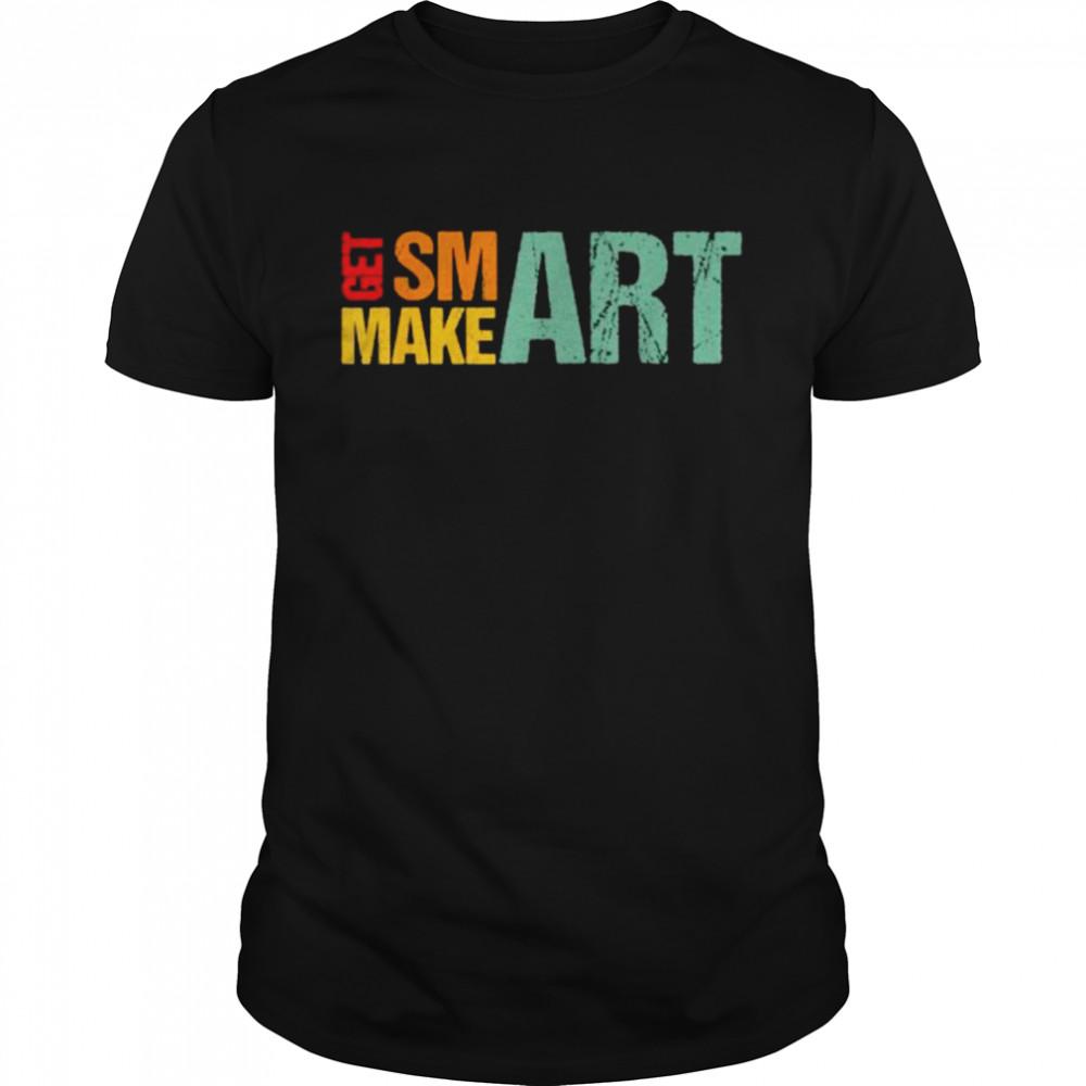 Get smart make vintage T- Classic Men's T-shirt