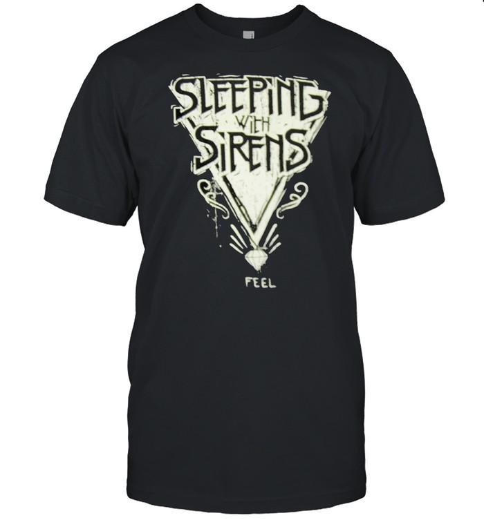 Sleeping with sirens feel shirt Classic Men's T-shirt