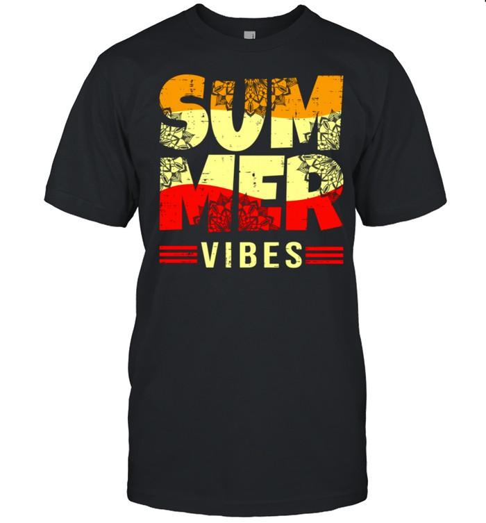 SommerVibes Distressed Grunge shirt Classic Men's T-shirt