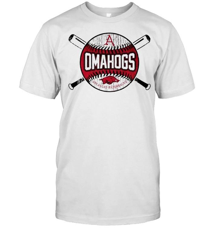 Arkansas Razorback omahogs 2021 shirt Classic Men's T-shirt