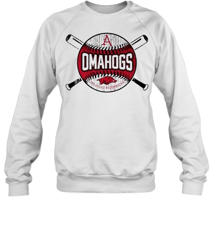 Arkansas Razorback omahogs 2021 shirt Unisex Sweatshirt