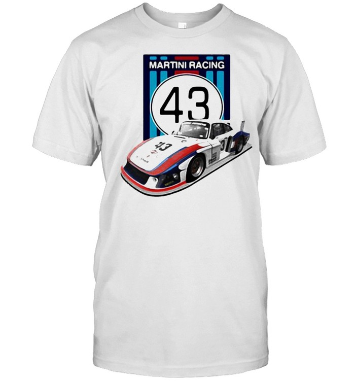 Moby Dick 935 78 Martini Racing  Classic Men's T-shirt