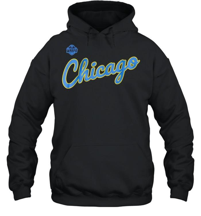 WNBPA City Edition Chicago team shirt Unisex Hoodie